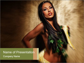 0000062790 PowerPoint Template - Slide 1