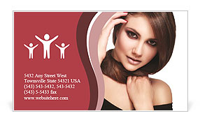 0000062800 Business Card Template