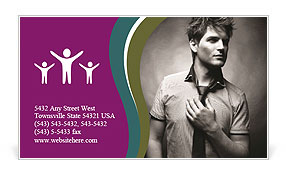 0000062834 Business Card Template