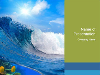 0000062841 PowerPoint Template - Slide 1