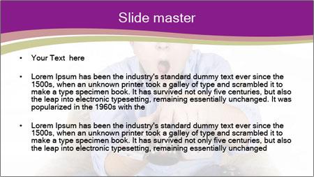 0000062883 PowerPoint Template - Slide 2