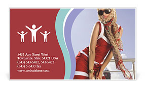 0000062885 Business Card Template