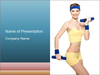 0000062913 PowerPoint Template - Slide 1