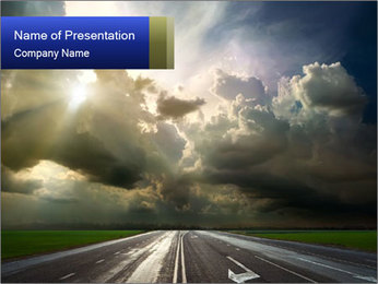 0000062939 PowerPoint Template - Slide 1