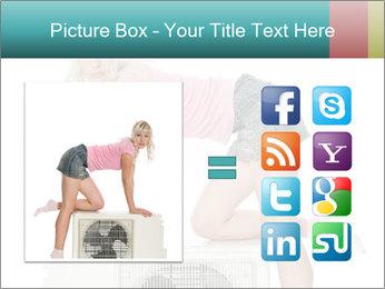 0000062973 PowerPoint Templates - Slide 21