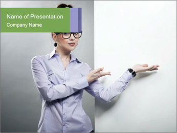 0000063000 PowerPoint Template - Slide 1