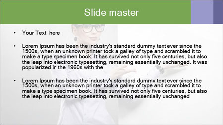 0000063000 PowerPoint Template - Slide 2
