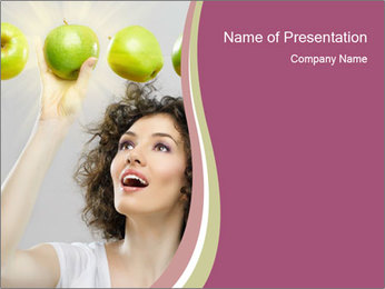 0000063011 PowerPoint Template - Slide 1