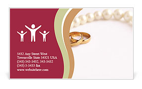 0000063054 Business Card Template