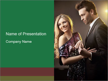 0000063088 PowerPoint Template - Slide 1