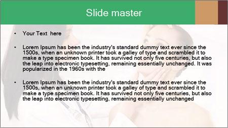 0000063097 PowerPoint Template - Slide 2