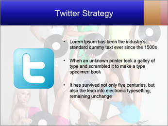 0000063115 PowerPoint Template - Slide 9