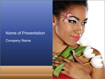 0000063122 PowerPoint Template - Slide 1