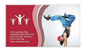 0000063142 Business Card Template