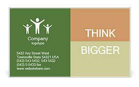 0000063147 Business Card Template