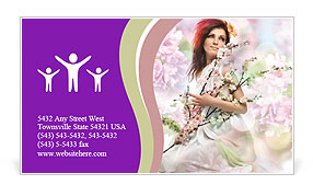 0000063154 Business Card Template