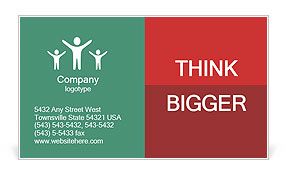0000063157 Business Card Template