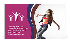 0000063164 Business Card Template