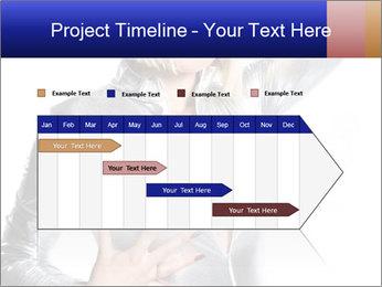 0000063171 PowerPoint Templates - Slide 25