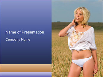 0000063186 PowerPoint Template - Slide 1