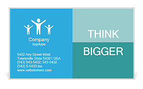 0000063205 Business Card Template