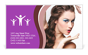 0000063208 Business Card Template