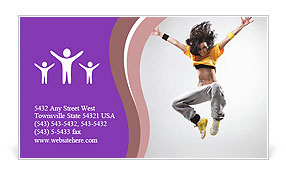 0000063215 Business Card Template