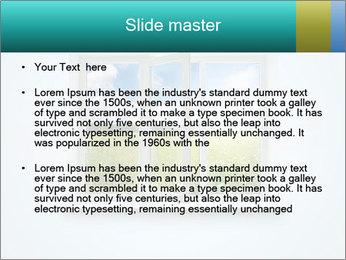 0000063221 PowerPoint Templates - Slide 2