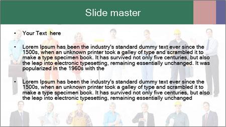 0000063224 PowerPoint Template - Slide 2