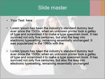 0000063244 PowerPoint Templates - Slide 2