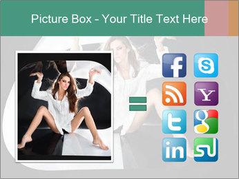 0000063244 PowerPoint Templates - Slide 21