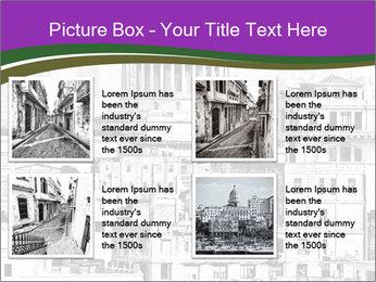 Trip to Old Havana PowerPoint Templates - Slide 14