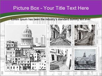 Trip to Old Havana PowerPoint Templates - Slide 19
