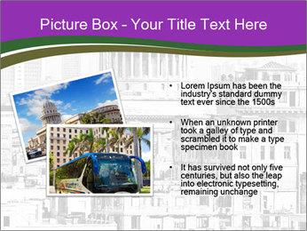 Trip to Old Havana PowerPoint Templates - Slide 20