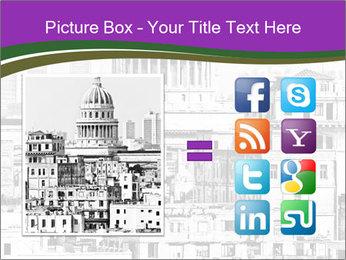 Trip to Old Havana PowerPoint Templates - Slide 21