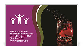 0000063263 Business Card Template