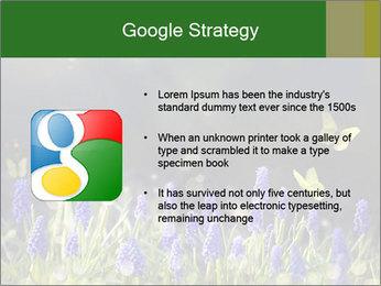 Spring Meadow Full ofFlowers PowerPoint Template - Slide 10