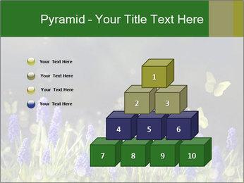 Spring Meadow Full ofFlowers PowerPoint Template - Slide 31