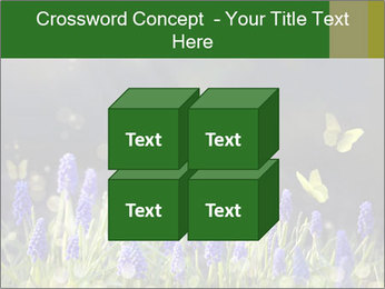 Spring Meadow Full ofFlowers PowerPoint Template - Slide 39