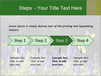 Spring Meadow Full ofFlowers PowerPoint Template - Slide 4