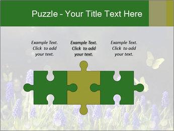 Spring Meadow Full ofFlowers PowerPoint Template - Slide 42