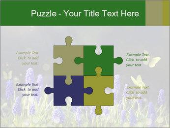 Spring Meadow Full ofFlowers PowerPoint Template - Slide 43