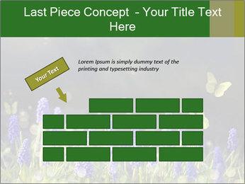 Spring Meadow Full ofFlowers PowerPoint Template - Slide 46