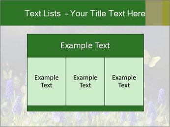 Spring Meadow Full ofFlowers PowerPoint Template - Slide 59