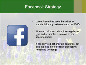 Spring Meadow Full ofFlowers PowerPoint Template - Slide 6