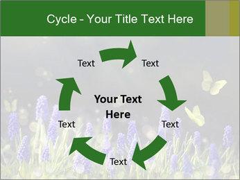 Spring Meadow Full ofFlowers PowerPoint Template - Slide 62