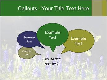 Spring Meadow Full ofFlowers PowerPoint Template - Slide 73