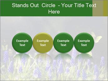 Spring Meadow Full ofFlowers PowerPoint Template - Slide 76