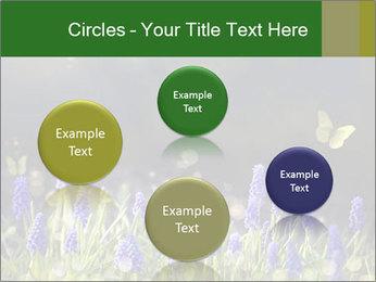 Spring Meadow Full ofFlowers PowerPoint Template - Slide 77