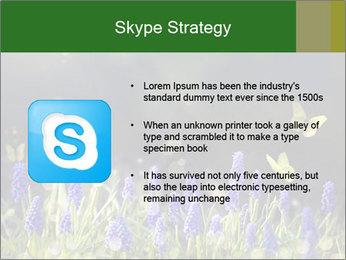 Spring Meadow Full ofFlowers PowerPoint Template - Slide 8